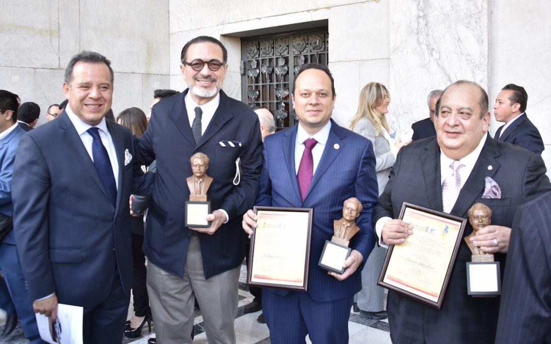 "Agromarketing.mx recibe el galardón ""Ricardo Flores Magón"""