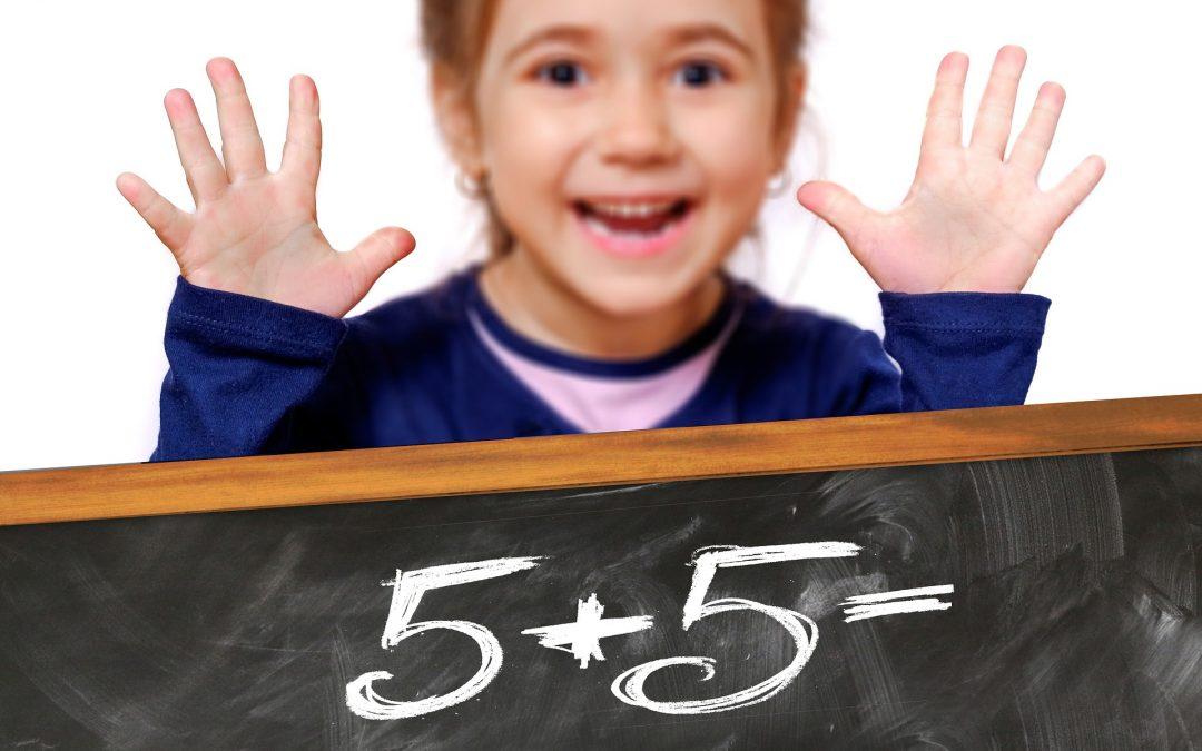 5 por día – Matemáticas
